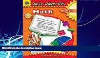 Big Deals  Daily Warm-Ups: Math, Grade 3  Free Full Read Best Seller