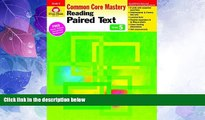 Big Deals  Reading Paired Text, Grade 5 (Reading Paired Text: Common Core Mastery)  Best Seller
