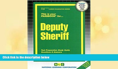 Deputy Sheriff Resource | Learn About, Share and Discuss Deputy