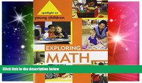Must Have PDF  Spotlight on Young Children: Exploring Math  Free Full Read Most Wanted