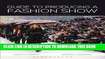 New Book Guide to Producing a Fashion Show