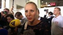 """Marion Marechal-Le Pen : """"Je suis 100% derrière Marine Le Pen. Je suis son petit soldat dans le cadre politique"""""""