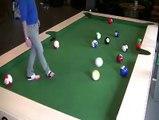 foot ball or 8 ball