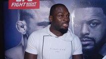 Derek Brunson UFC Fight Night 94 post-fight interview - full interview