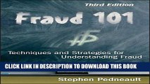 Collection Book Fraud 101: Techniques and Strategies for Understanding Fraud