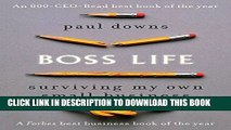 Collection Book Boss Life: Surviving My Own Small Business