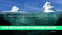 [PDF] Auditing   Assurance Services, 5th Edition (Auditing and Assurance Services) Full Online
