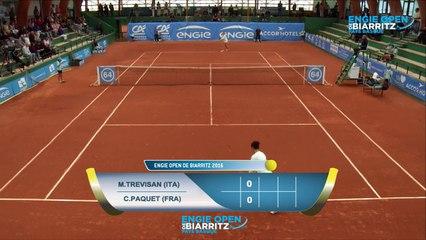 1/2 finale - Trevisan / Paquet
