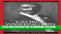 [PDF] George Washington Carver: A Biography (Greenwood Biographies) Full Colection