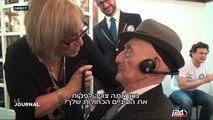 A 113 ans, le plus vieil homme du monde va faire sa Bar Mitzva