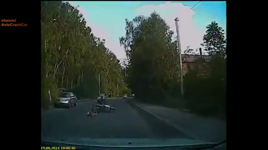 Motorcycle Crash Compilation August  2014 motorcycle accident