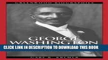 Collection Book George Washington Carver: A Biography (Greenwood Biographies)