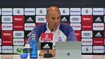 Foot - ESP - Real Madrid _ Zidane «Content de Varane»