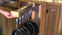 Glideware, l'accessoire qui va révolutionner le rangement de vos casseroles !