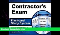 behold  Contractor s Exam Flashcard Study System: Contractor s Test Practice Questions   Review