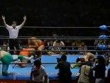 Kenta Kobashi & Mitsuharu Misawa vs. Toshiaki Kawada & Akira Taue, AJPW 3.12.93