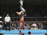 Kenta Kobashi & Mitsuharu Misawa vs. Toshiaki Kawada & Akira Taue, AJPW 9.6.95