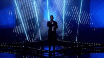 Brian Justin Crum Singer Delivers Powerful Creep- Encore America's Got Talent 2016