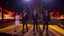 Il Volo AGT Acts Join in on Stunning Nessum Dorma Performance America's Got Talent 2016