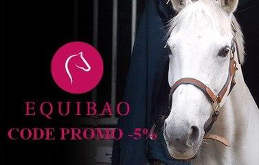 Bon plan : code promo EQUIBAO