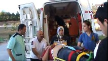 Çorum Kargı'da kaza: 1'i çocuk 7 kişi yaralandı - Türkiye Videolar | Haber Videoları
