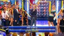 Quand Nagui se fait reprendre par sa femme Mélanie Page sur France 2