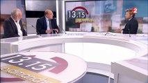 """""""13H15"""". """"Un pays réel n'est pas représenté dans le débat"""", selon le socialiste Julien Dray"""