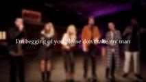 Jolene「Pentatonix & Dolly Parton」On Screen Lyrics