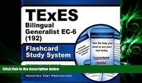 complete  TExES Bilingual Generalist EC-6 (192) Flashcard Study System: TExES Test Practice