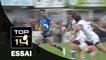 TOP 14 ‐ Essai Thomas COMBEZOU (CO) – Castres-Grenoble – J5 – Saison 2016/2017