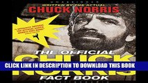 [PDF] The Official Chuck Norris Fact Book: 101 of Chuck s Favorite Facts and Stories Exclusive
