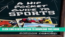 [New] A Hip Pocket Guide to Sports Exclusive Online