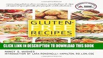 New Book Gluten-Free Recipes for People with Diabetes: A Complete Guide to Healthy, Gluten-Free