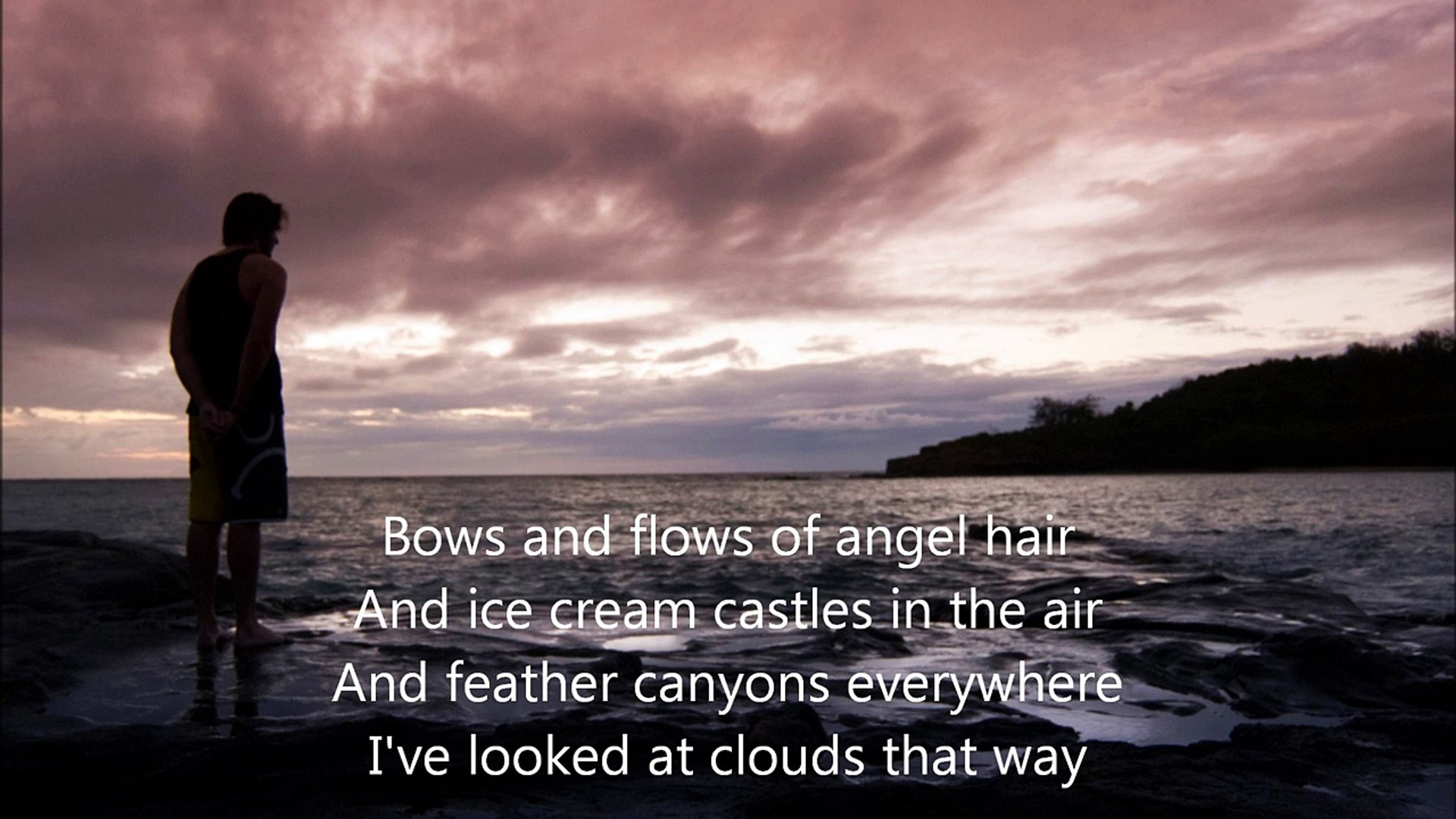Bows And Flows Of Angel Hair