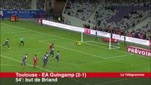 Football (L1-L2). Les buts bretons du week-end