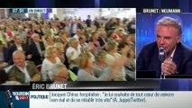 """Brunet & Neumann : Front national: """"Le slogan La France apaisée allait assez mal à Marine Le Pen"""" -19/09"""