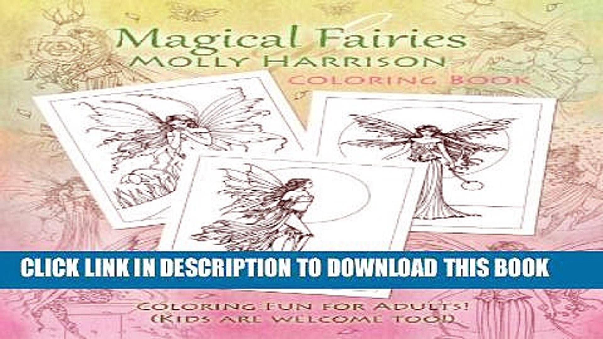 [PDF] Magical Fairies of Molly Harrison: Flower Fairies and Celestial Fairies Popular Online