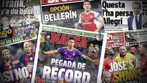 Guardiola a tenté Messi et Neymar, Mourinho désigne le coupable idéal