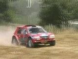 rallye Orthez 2006 voiture de fou