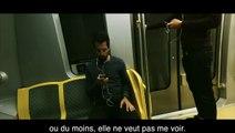 Ce que vivent les filles dans le métro. Pervers, dragueur, tarés...