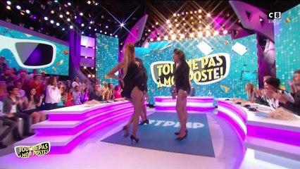 Danyellah Polnareff danse sur du Beyoncé dans TPMP pour son mari