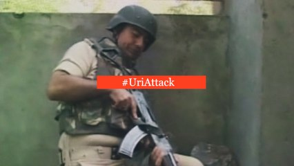 Uri Attack : 17 Indian army soldiers and 4 terrorists killed in Uri