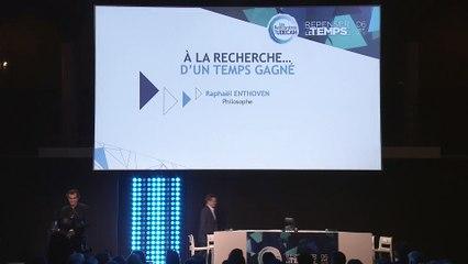 Keynote : Raphaël Enthoven