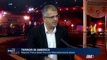 Terror in America : police detain 5 over Manhattan bomb attack