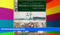 Big Deals  Western Civilization: Volume II: Since 1500  Free Full Read Best Seller