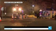 US - Explosives used in New York and New Jersey blasts linked