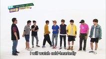 151216 BTS Random Dance Cut Weekly Idol Ep 229 - video