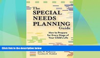Big Deals  The Special Needs Planning Guide: How to Prepare for Every Stage of Your Child s Life