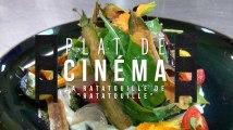 """Plat de cinéma : la ratatouille de """"Ratatouille"""" par le chef Armand Arnal"""