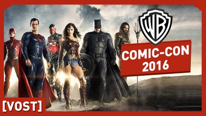 Justice League - Comic-Con 2016 - VOST